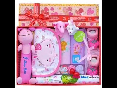 Baby Clothes & Newborn Baby Gift Sets in India