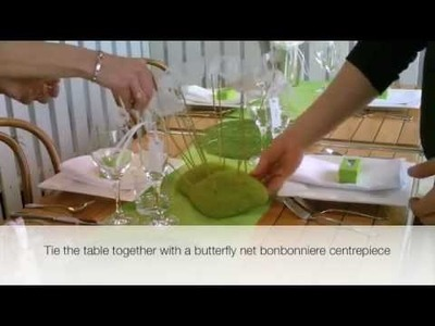 Cherry Decorations Garden Party styling ideas