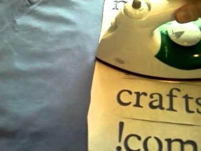 Cricut - How to Make Freezer Paper Stencils Part 3