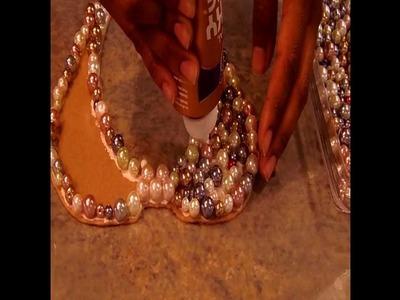 DIY | Peter Pan Collar Necklace Tutorial