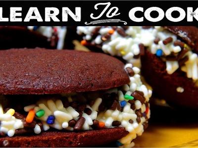 How to Make Ice Cream Sandwiches