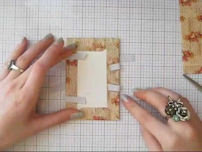 Magical Card Holder +  Pro 31 Designs DT project