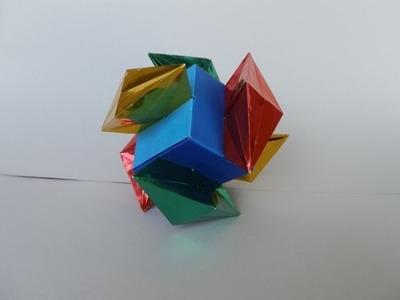 Origami Tutorial: Artifact of Taupo (Martin Sejer Andersen)