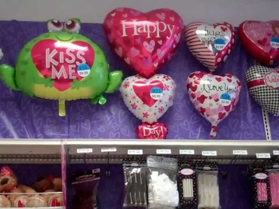 Party City Valentine's Day Decorations
