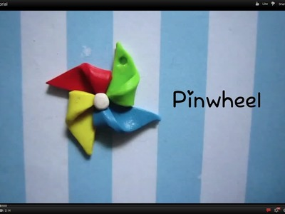 Pinwheel Tutorial (Polymer Clay)