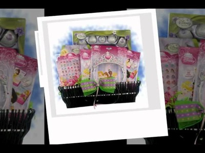 Princess Tea Party Gifts for Little Girls GiftBasket4Kids