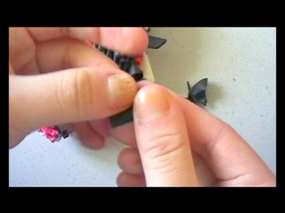 3D origami: ladybug suit part 3