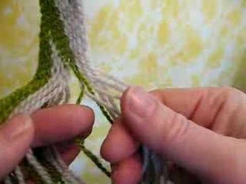 Advanced Finger Weaving