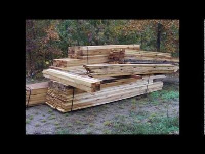Building a small cabin.wmv