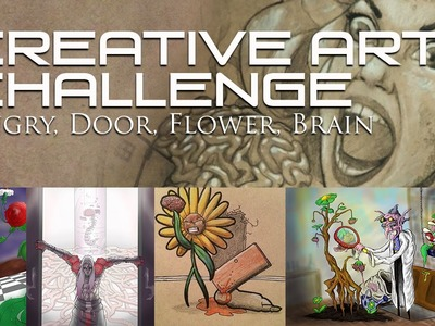 Creative Art Challenge 2