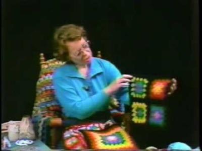 Crochet Granny Squares with Bev Dillon