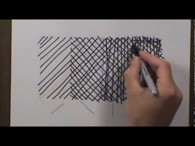Crosshatching for Beginners