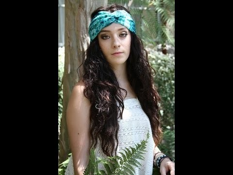 DIY: Head Scarves & Bandanas | ShowMeCute