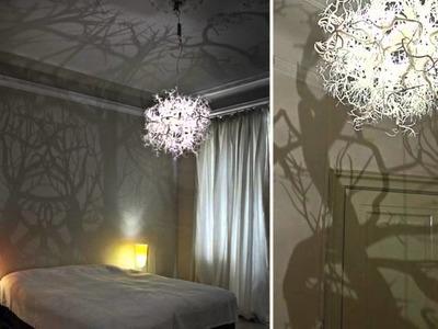 DIY Lighting from everything around you!