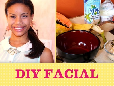 DIY Tips: How to Make a Papaya Facial | Seventeen's Get Cute with Chloe