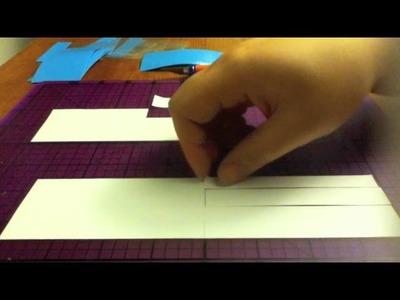 Duct Tape Woven Women's Wallet Part 2