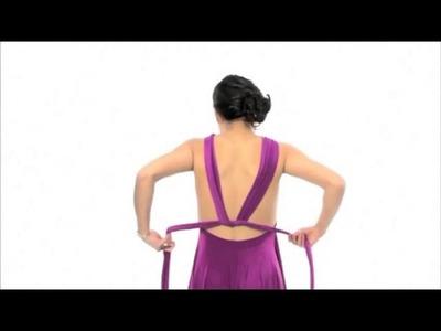 Goddess By Nature Dress Instructions Video 1