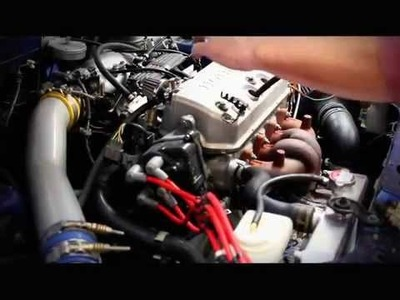 Honda Civic cylinder head removal. How to!