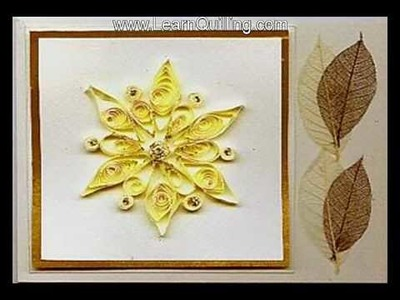 How Can I Learn Paper Quilling Step By Step Instructions?