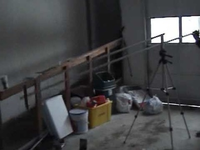 How to build a Jib Crane for less than 60 dollars!
