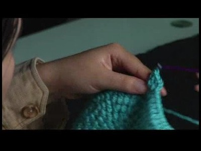 How to Crochet a Hat : Crocheting a Hat: Starting Row 8