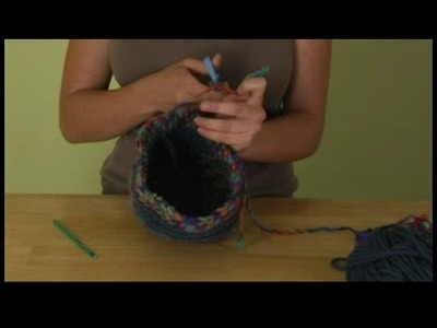 How to Crochet a Hat : Finishing a Crochet Hat