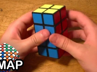 How to Solve the 2x2x4 Tower Cube