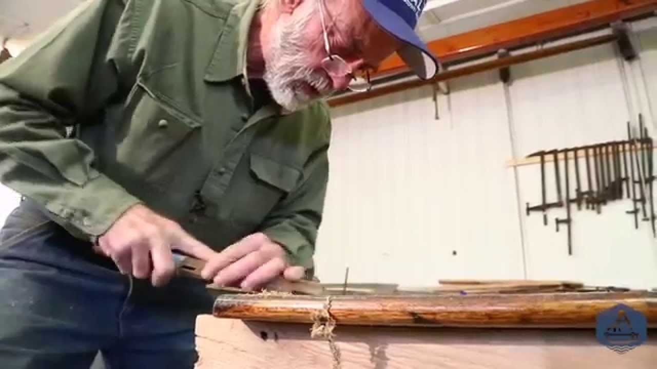 How to use Penetrating Epoxy to seal and protect your wooden boat feat. shipwright Louis Sauzedde