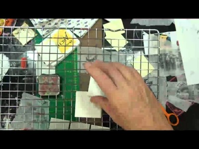 Mixed Media Tiles Part 2