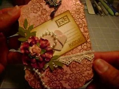 My set of tags!!!!!!!!  I heart these sooo much!! (vid #38) 1 of 2