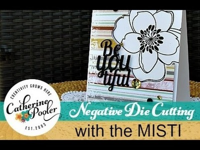 Negative Die Cutting with the MISTI