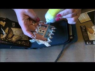 Olde Curiosity Shoppe mini album video 3