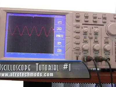 Oscilloscope Tutorial Part 1.3 - What is an oscilloscope?