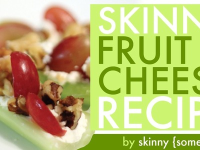 Skinny Veggie Fruit & Cheese Snack Recipe - BEXLIFE
