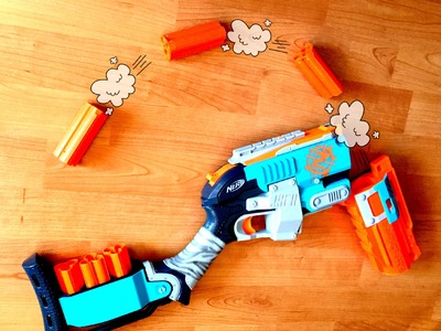 [TUTORIAL] How to do the Nerf Sledgefire Shell Ejection Mod