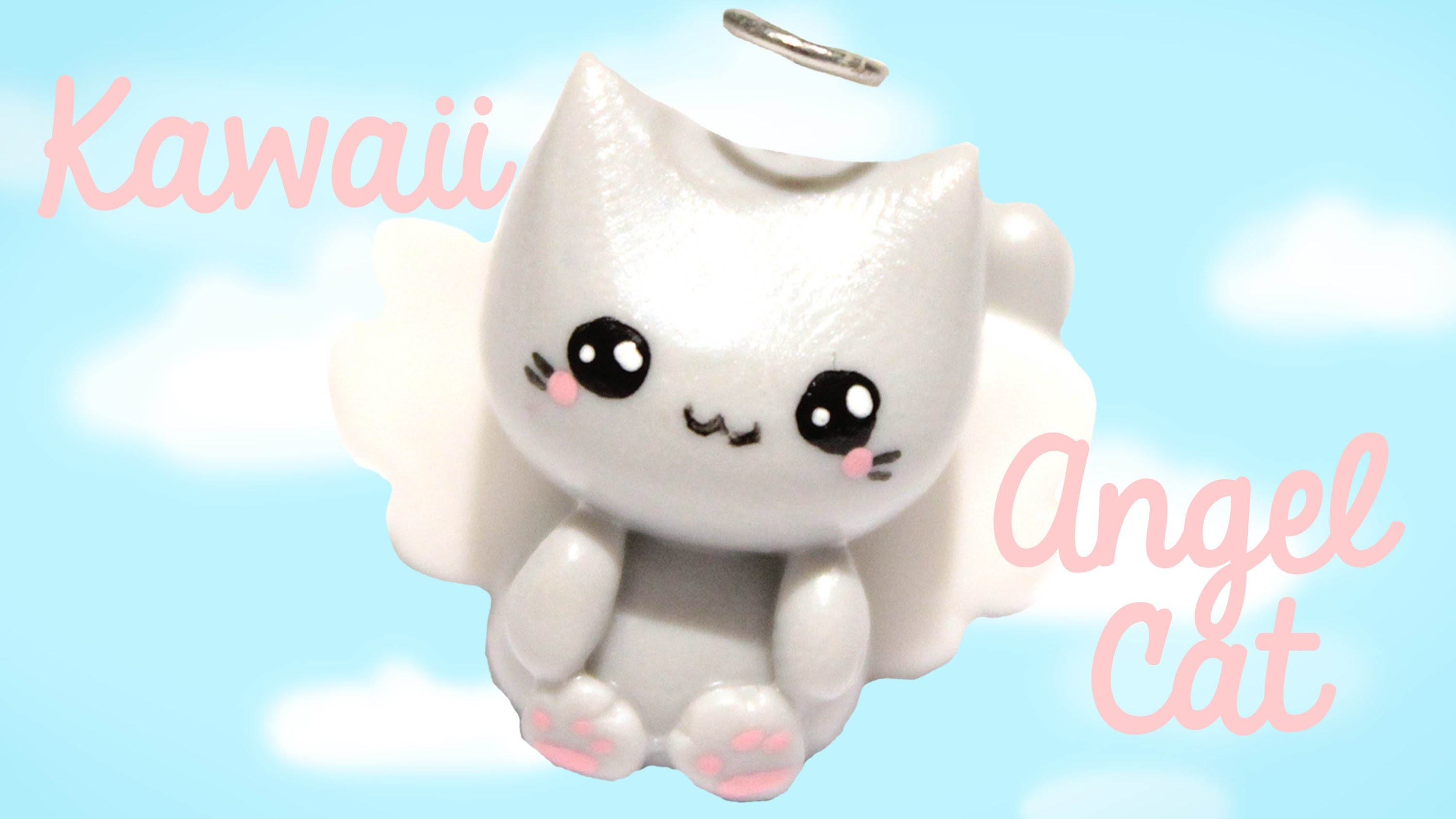 ^__^ Angel Cat! Kawaii Friday 178