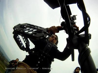 Backstage Steadicam - GoPro on steadycam for Backstage videoclip.  V.2.0