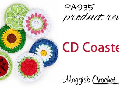 CD Coasters Set Product Review 1 PA935