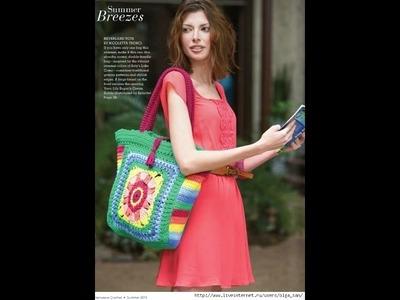 Crochet bag| Free |Crochet Patterns|187