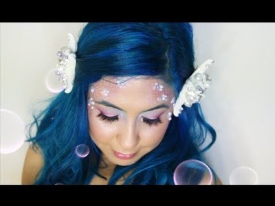 """DIY Mermaid Headpiece"" by MrMitty & StyleMeTV"