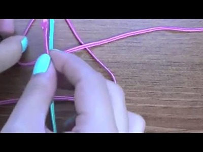 DIY Stackable Bracelets Square Knot Cobra Stitch Friendship  Ideas 2015