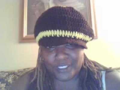 Double Crochet Hat (Freestyle)