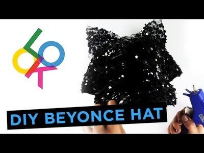 Givenchy Beyonce Sparkle Cap: Look DIY