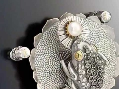 Gordon Uyehara - Metal Clay Artist in Jewelry and Fine Art Objects