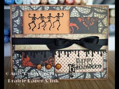 Halloween Card Series - Card #6