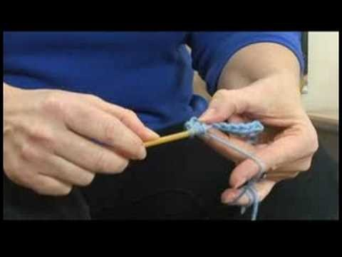 How to Crochet : Half Double Crochet Stitches