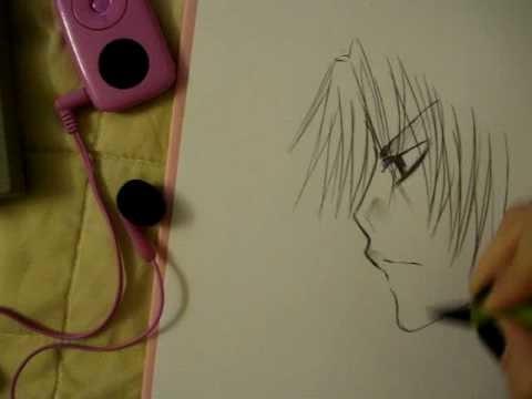 How to draw Manga Profiles