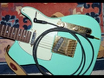 How To Make A Guitar Cable #2