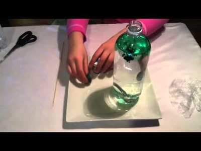 How to Make a Jellyfish in a Bottle | CraftLite