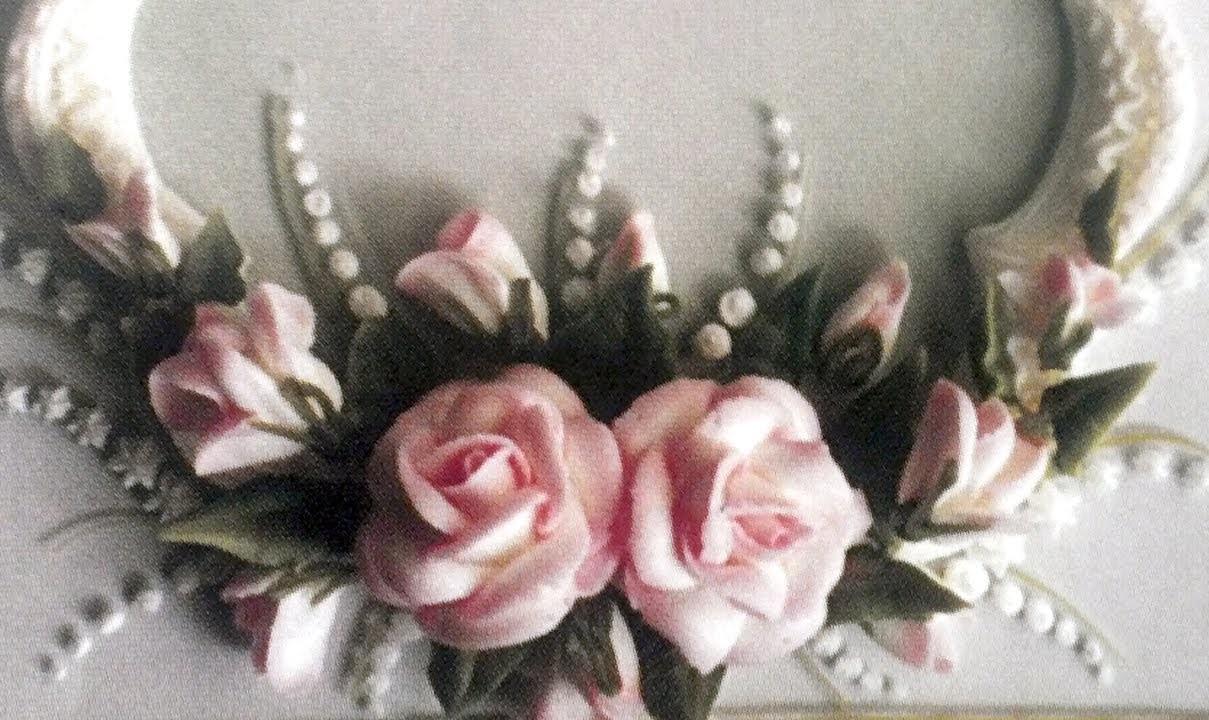 How To Make Buttercream Roses